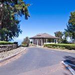 Entrance to North Kohala vacant land property on behalf of Holly Algood of Algood Hawaii, LLC
