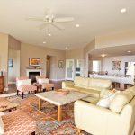Living room of 55-822 Keahipoe Pl in North Kohala Big Island on behalf of Algood Hawaii, LLC